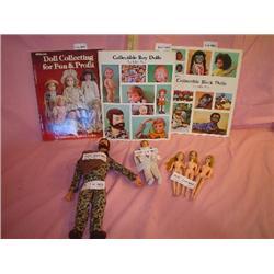 Dolls GI Joe Hasbro Evil Knievel Ideal
