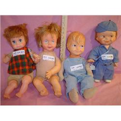 Dolls Baby Say N See Mattel Eegee Goldb