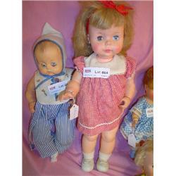 Dolls Deluxe Topper EffanBee Uneeda MT