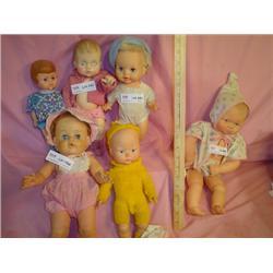Dolls Cameo EffanBee Eegee Uneeda MT