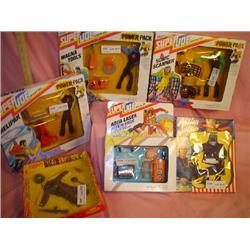 "For ""GI Joe Fans""! 4 Boxes of ""Super Jo"