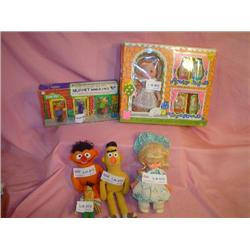 """Assorted Tray. 1)""""Tinkerbell's Doll Hou"""