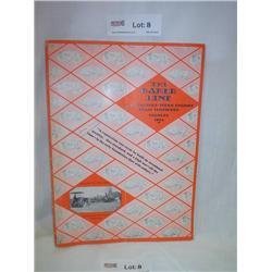 The Baker Line Manual
