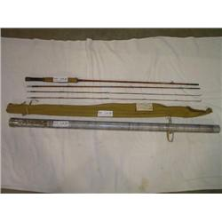 Split Bamboo Fly Rod w/ two tips