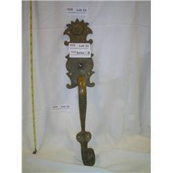 Brass Vintage Door Handle