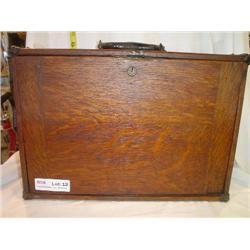 Oak Dentistry Box