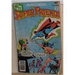DC Comics The Super Friends #22 July 1979 - bande dessinée