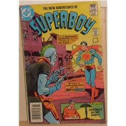 DC Comics Superboy Vol 2 #23 November 1981 - bande dessinée