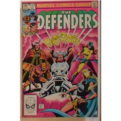 Marvel Comics The Defenders Vol 1 #117 March 1983 - bande dessinée