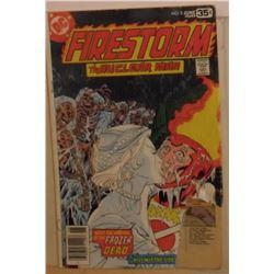 DC Comics Firestorm Volume 1 #3 June 1978 - bande dessinée