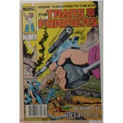 Marvel Comics Transformers Vol 1 #13 February 1986 - bande dessinée