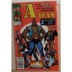 Marvel Comics The A-Team Volume 1 #1 March 1984 - bande dessinée