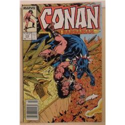 Conan the Barbarian Volume 1 #216 March 1989 - bande dessinée