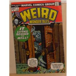Marvel Weird Wonder Tales Volume 1 #4 June 1974 - bande dessinée