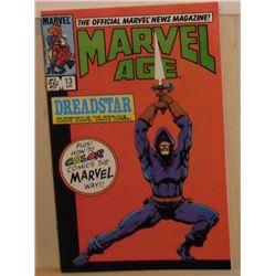 MINT or near Marvel Age Volume 1 #13 April 1984 - bande dessinée encore neuve ou presque