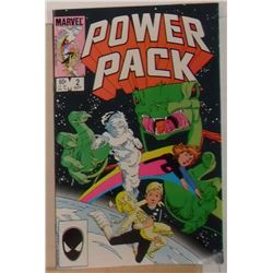 MINT or near Marvel Power Pack Volume 1 #2 September 1984 - bande dessinée neuve ou presque