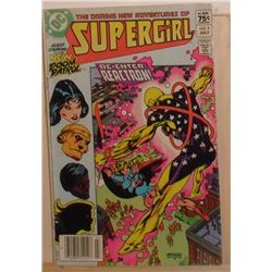 DC Comics Supergirl #9 July 1983 - bande dessinée