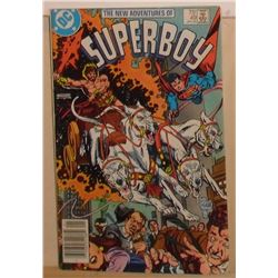 DC Comics Superboy #49 January 1984 - bande dessinée