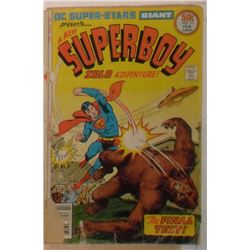 DC Comics Superboy #12 February 1977 - bande dessinée