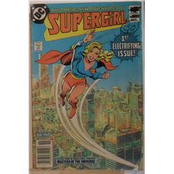 DC Comics Supergirl Volume 1 #1 November 1982 - bande dessinée