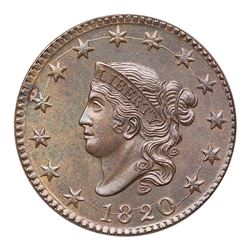 1820 N-13 R1 Large Date MS60