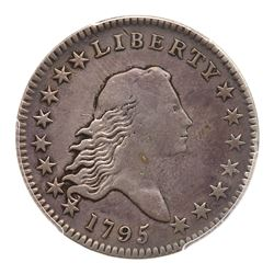 1795 Flowing Hair Half Dollar