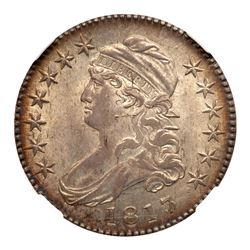 1817/3 Capped Bust Half Dollar. NGC MS62