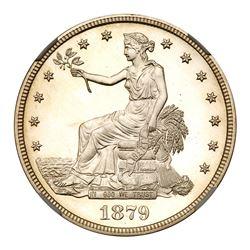 1879 Trade Dollar. NGC PF67
