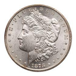 1878-CC Morgan Dollar. PCGS MS63