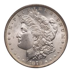 1879-O Morgan Dollar. PCGS MS64