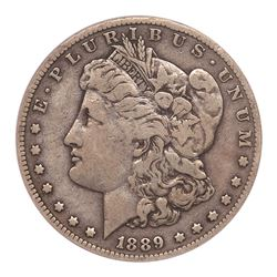 1889-CC Morgan Dollar. PCGS VF20