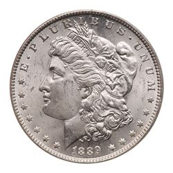 1889-O Morgan Dollar. PCGS MS64