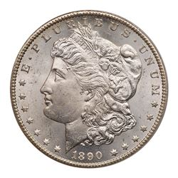 1890-CC Morgan Dollar. PCGS MS64