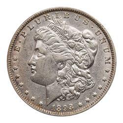 1893-O Morgan Dollar. PCGS AU50