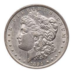 1894 Morgan Dollar. PCGS AU55