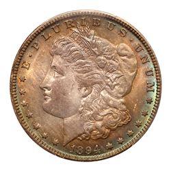 1894-O Morgan Dollar. PCGS MS64