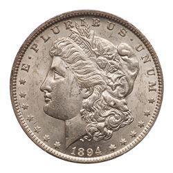 1894-O Morgan Dollar. PCGS MS60