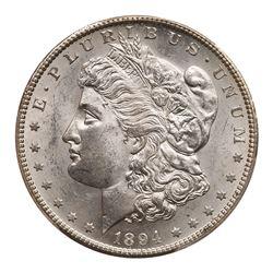 1894-S Morgan Dollar. PCGS MS63