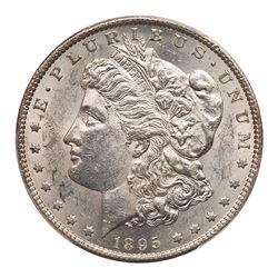 1895-S Morgan Dollar. PCGS AU58
