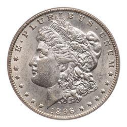 1896-O Morgan Dollar. PCGS AU55