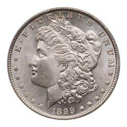 1899 Morgan Dollar. PCGS MS63