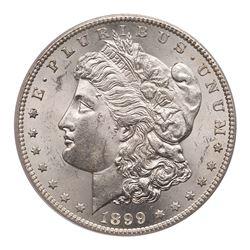 1899-S Morgan Dollar. PCGS MS64