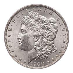1900-O/CC Morgan Dollar. PCGS MS63