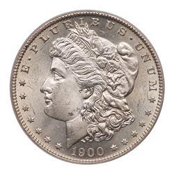 1900-S Morgan Dollar. PCGS MS64