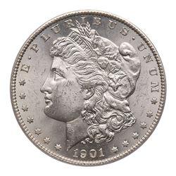 1901-S Morgan Dollar. PCGS MS64