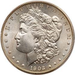 1903-S Morgan Dollar. PCGS MS66