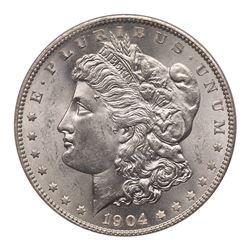 1904 Morgan Dollar. PCGS MS64