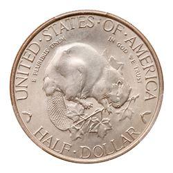 1936 Albany Half Dollar. PCGS MS65