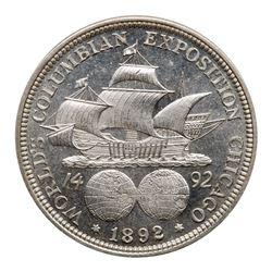 1892 Columbian Half Dollar. ICG MS64