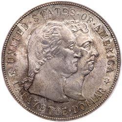 1900 Lafayette Dollar. PCGS MS64